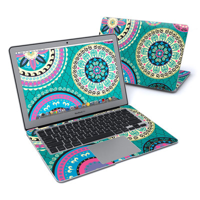 MacBook Air 13in Skin - Silk Road