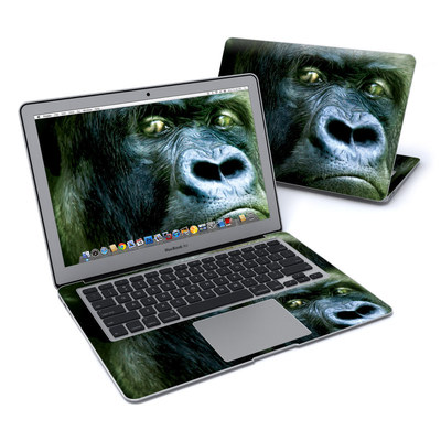 MacBook Air 13in Skin - Silverback