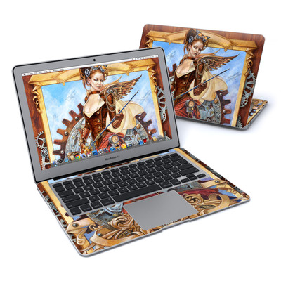 MacBook Air 13in Skin - Steam Jenny