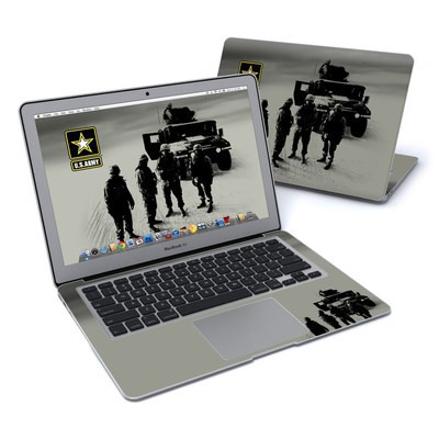 MacBook Air 13in Skin - Soldiers All