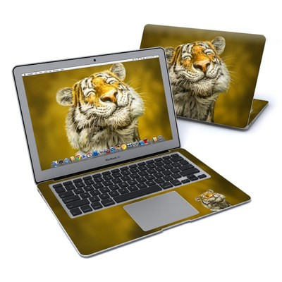 MacBook Air 13in Skin - Smiling Tiger