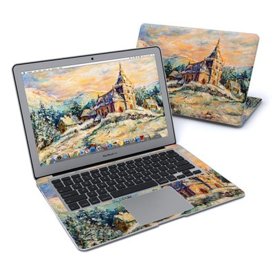 MacBook Air 13in Skin - Snow Landscape