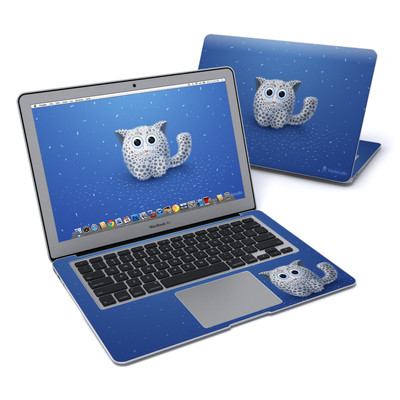 MacBook Air 13in Skin - Snow Leopard