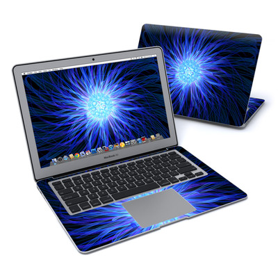 MacBook Air 13in Skin - Something Blue