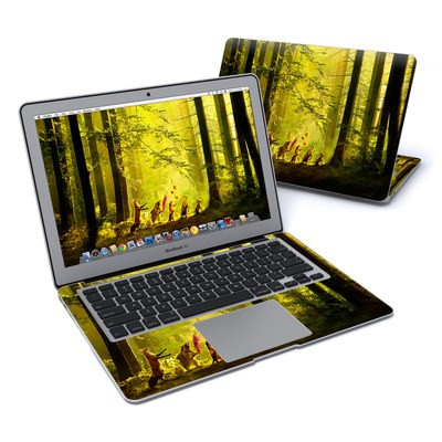 MacBook Air 13in Skin - Secret Parade