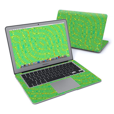 MacBook Air 13in Skin - Speckle Contours