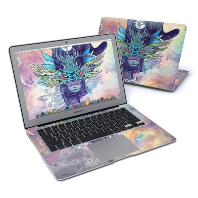 MacBook Air 13in Skin - Spectral Cat