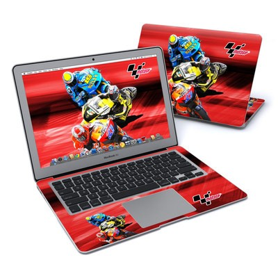 MacBook Air 13in Skin - Speed Collage