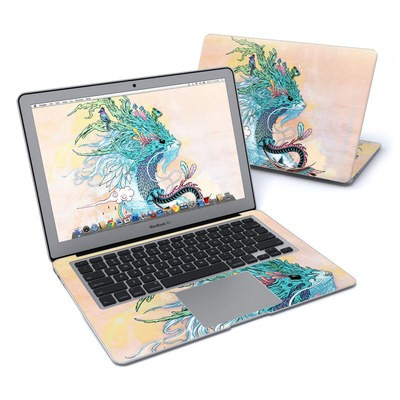 MacBook Air 13in Skin - Spirit Ermine