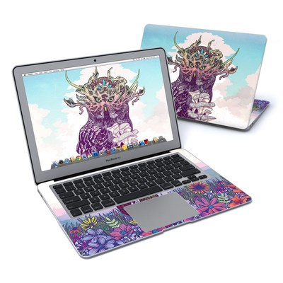 MacBook Air 13in Skin - Spirit Owl