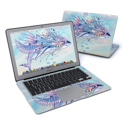 MacBook Air 13in Skin - Spirit Shark