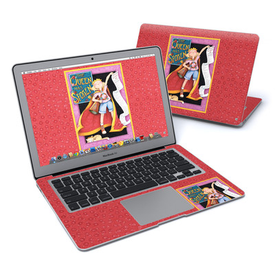 MacBook Air 13in Skin - Queen Has Spoken