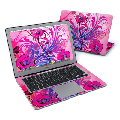 MacBook Air 13in Skin - Spring Breeze