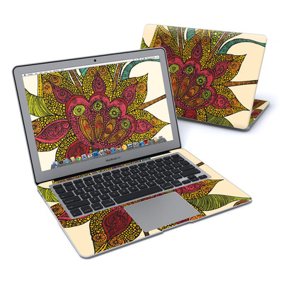 MacBook Air 13in Skin - Spring Flower