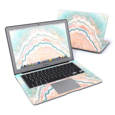 MacBook Air 13in Skin - Spring Oyster