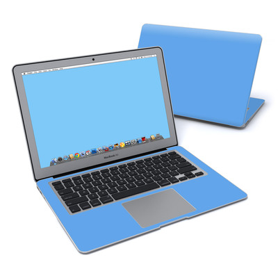 MacBook Air 13in Skin - Solid State Blue