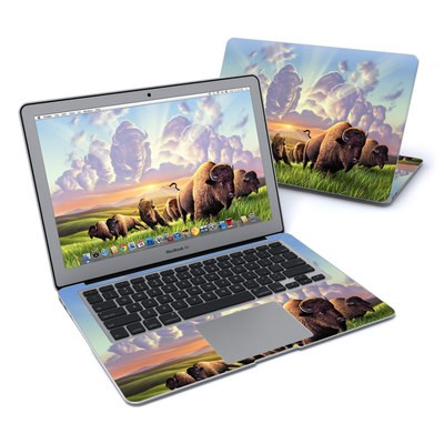 MacBook Air 13in Skin - Stampede
