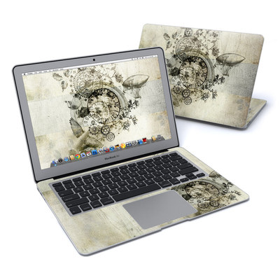 MacBook Air 13in Skin - Steamtime