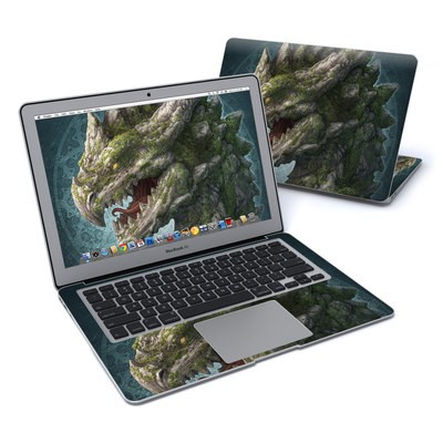 MacBook Air 13in Skin - Stone Dragon