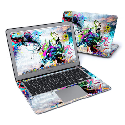 MacBook Air 13in Skin - Streaming Eye