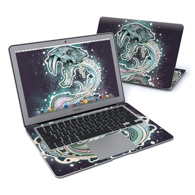 MacBook Air 13in Skin - Saber-Toothed Serpent