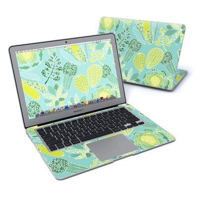 MacBook Air 13in Skin - Succulents