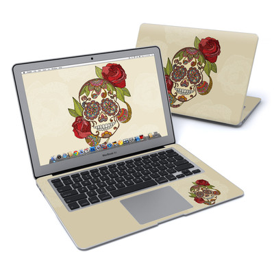 MacBook Air 13in Skin - Sugar Skull