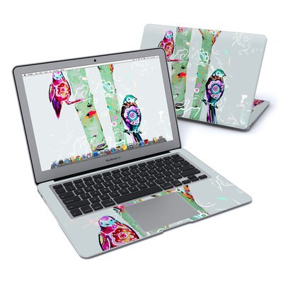 MacBook Air 13in Skin - Summer Birch