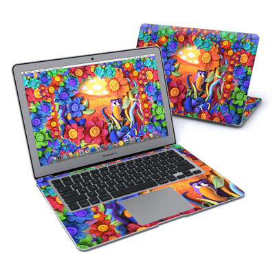 MacBook Air 13in Skin - Summerbird
