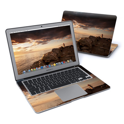 MacBook Air 13in Skin - Sunset Beacon