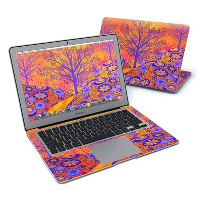 MacBook Air 13in Skin - Sunset Park