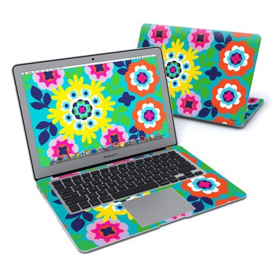 MacBook Air 13in Skin - Susani Sun