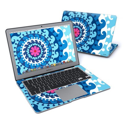 MacBook Air 13in Skin - Sus Blue
