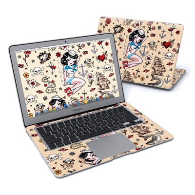 MacBook Air 13in Skin - Suzy Sailor