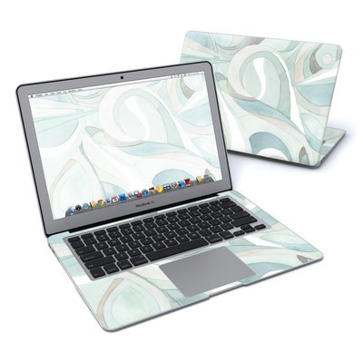 MacBook Air 13in Skin - Swirl