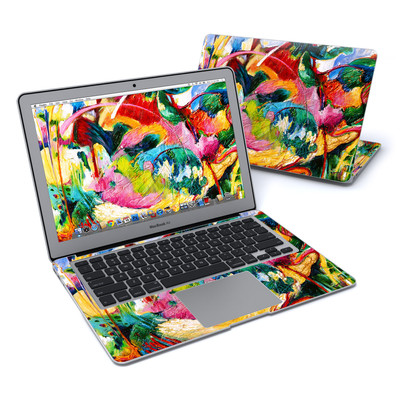 MacBook Air 13in Skin - Tahiti