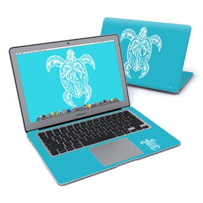 MacBook Air 13in Skin - Tahitian
