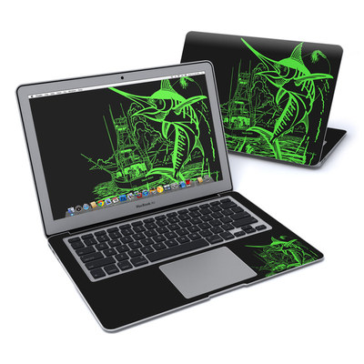 MacBook Air 13in Skin - Tailwalker