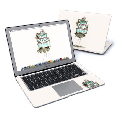 MacBook Air 13in Skin - She Takes The Cake