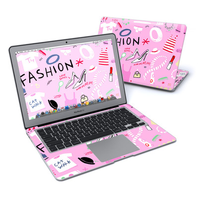 MacBook Air 13in Skin - Tres Chic