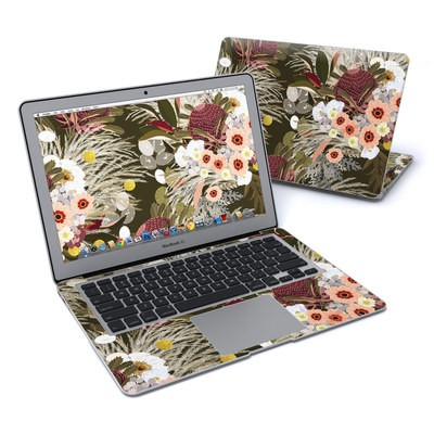 MacBook Air 13in Skin - Teagan Pampas Grass