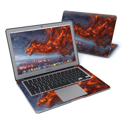 MacBook Air 13in Skin - Terror of the Night