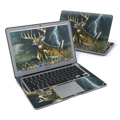 MacBook Air 13in Skin - Thunder Buck