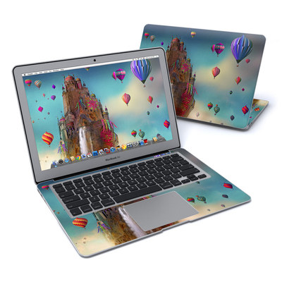 MacBook Air 13in Skin - The Festival