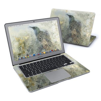 MacBook Air 13in Skin - The Raven