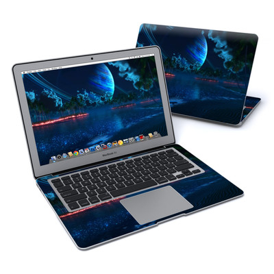 MacBook Air 13in Skin - Thetis Nightfall