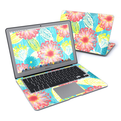 MacBook Air 13in Skin - Tickled Peach