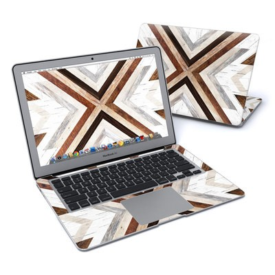 MacBook Air 13in Skin - Timber
