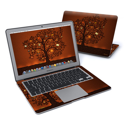 MacBook Air 13in Skin - Tree Of Books