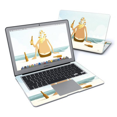 MacBook Air 13in Skin - Too Many Beers